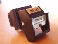 Shure M75EJ cartridge