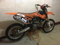 ktm 450 sxf 2013 superb bike