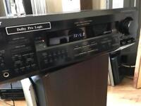 Sony Dolby pro logic amp hifi separates