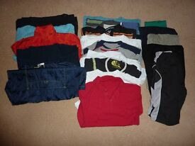Bundle Boys Clothing Aged 9-10 (20 Items)