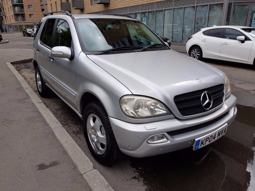 2004 mercedes ml320 2004 mercedes benz m class information and - 2004 Mercedes Ml 270 Cdi Auto Diesel Leather