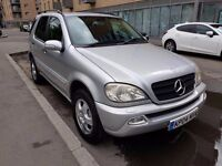 2004 MERCEDES ML 270 CDI AUTO DIESEL LEATHER