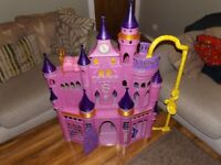 disney princess dream castle