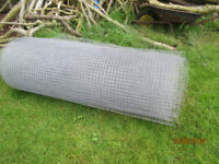 30 metre roll wire mesh fencing