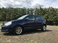 **ONLY 64K**2007 VOLKSWAGEN POLO S 60 1.2 **POPULAR 1ST CAR** LOW MILES,SERVICE HISTORY,LONG MOT