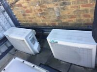 Air conditioning units & inverters
