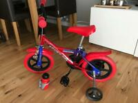 Spiderman Kids Bike