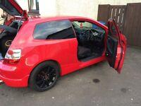 Honda Civic Sport 1.6 Vtech. Spare Or Repairs