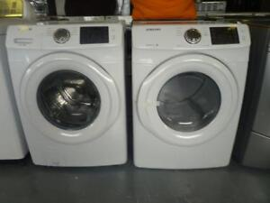 27-  Laveuse Sécheuse Frontales SAMSUNG VRT 5.2 Frontload Washer and Dryer