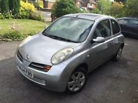 2004/54 Nissan Micra 1.2 must be seen at only £595