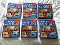 Marshall Cavendish: TREE OF KNOWLEDGE - Complete Set of Encyclopedias (1992)
