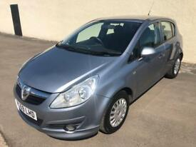 2009 (59) Corsa 1.0 Life, full service history, 12 months mot, 3 months warranty, cards accepted
