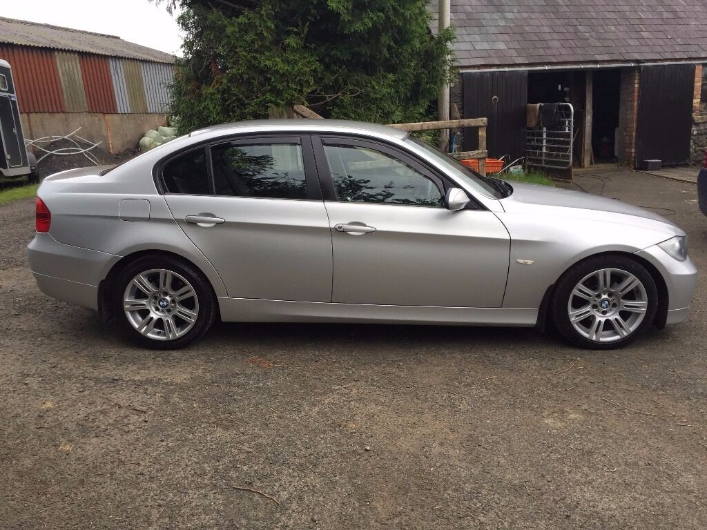 bmw e90 320d se in ballymena county antrim gumtree. Black Bedroom Furniture Sets. Home Design Ideas