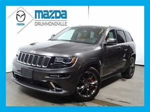 2014 Jeep Grand Cherokee SRT+CUIR+DVD+NAVIGATION