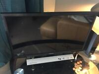 "Samsung 24"" Full Hd with built in freeview HD sports mode LED tv"