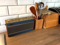 Roberts RCS80 vintage radio