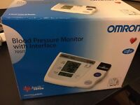 Omron 705-IT Upper Arm Blood Pressure Monitor
