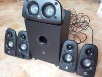 Logitech speakers z506 75w