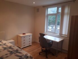 £135.00 per week for a double room only 2 minutes walking distance to the station