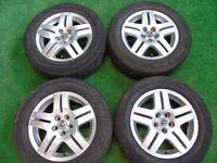 """VW GOLF MK4 GTI TDI 15"""" ALLOY WHEELS"""