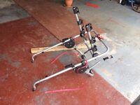 Adjustable 3 Bike Carrier