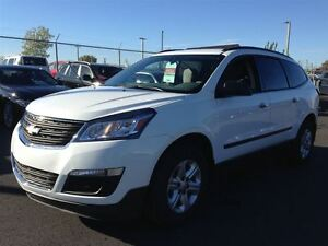 2017 Chevrolet Traverse LS AWD CAMERA RECUL