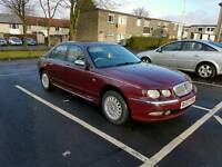 Rover 75 connoisseur 2.5ltr for sale or swaps