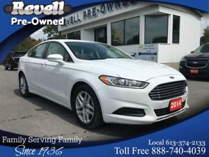 2014 Ford Fusion SE  *1-owner  NEW TIRES  Nav  Sync