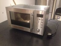Microwave Oven 800W Stainless Steel