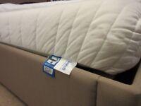 King size memory foam mattress only made by Komfi