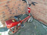 36v Electric Bike Spares or Repairs