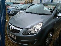2007 Vauxhall cora 1.2 4 door hatch