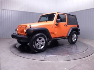 2012 Jeep Wrangler EN ATTENTE D'APPROBATION