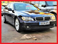 BMW 7 Series 3.0 AUTO Sport 730 d Diesel -- NAVIGATION -- LEATHER-- TV --Great Spec Extras BMW 730 d