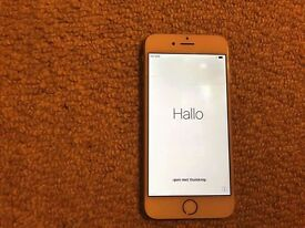 iPhone 6S - Gold 128gb - Unlocked - Small Crack in Screen