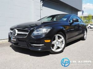 2012 Mercedes-Benz CLS-Class CLS550 4MATIC! Loaded! Easy Approva