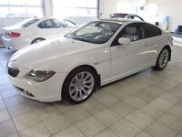 2007 BMW 650 PREMIUM AUTOMATIC LOCAL ONLY 93K!