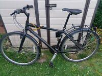 Ridgeback Speed Metro Hybrid bike