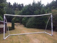Samba Goal post 12ft x 6ft