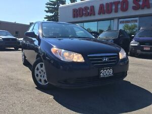 2009 Hyundai Elantra 4dr Sdn Auto REMOTE START PW PL PM SAFETY E