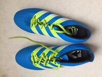 Adidas Football Boots, size 9, Like New