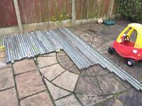 Scaffolding joints and boards for sale