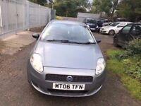 Fiat GRANDE PUNTO 1.2 2006 GREY £1095