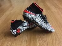 Used Hypervenom Football Boots Size 4