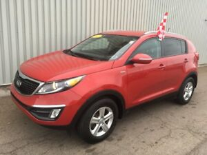 2015 Kia Sportage LX LOW KM ALL WHEEL DRIVE EDITION WITH FACT...