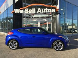 2013 Hyundai Veloster leather, sun roof, heated seats
