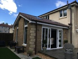 Garage conversion Fife from £400