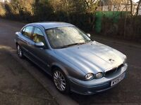 2005 Jaguar x type 2.0 diesel mot June 2017 car in immaculate condition full service history