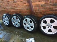 Alloy wheels AUDI A3