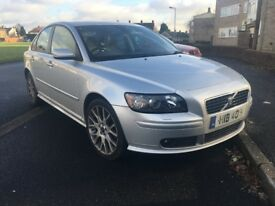 Volvo S40 2.0 diesel Sport 2005 new shape starts and drives great passat a4 320
